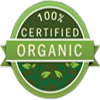 100% Certified Organic Products